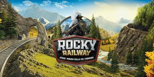 Image result for rocky railway vbs